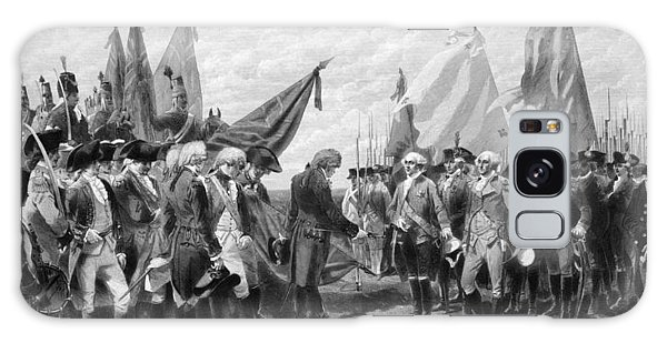 George Washington Galaxy Case - The Surrender Of Cornwallis At Yorktown by War Is Hell Store