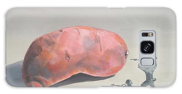 Potato Galaxy Case - The Sweet Potato Incident by Jeffrey Bess