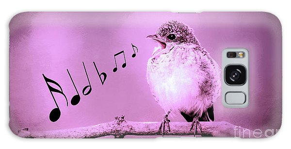 Song Birds Galaxy Case - The Sweetest Song by KaFra Art