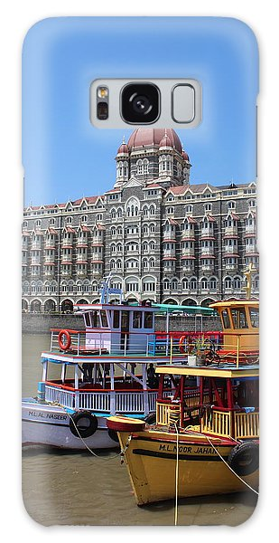 The Taj Palace Hotel And Boats, Mumbai Galaxy Case