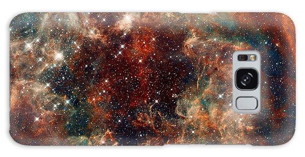 The Tarantula Nebula Galaxy Case