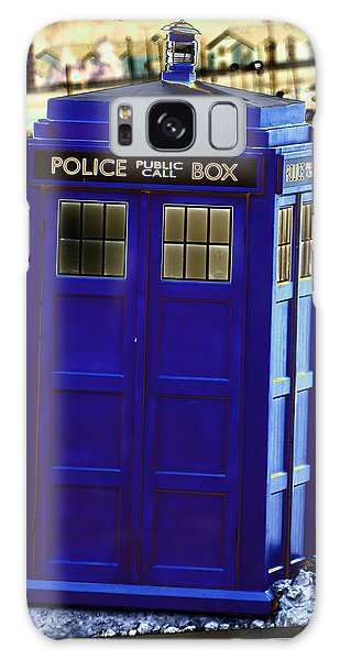 The Tardis Galaxy Case