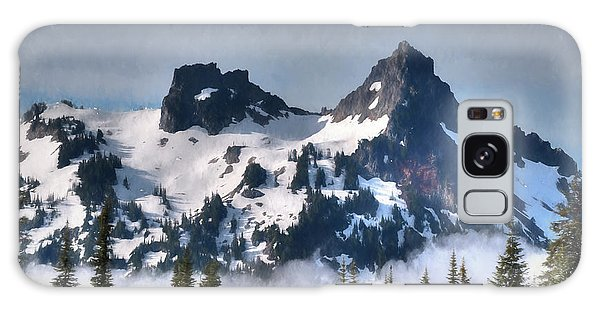 The Tatoosh, Washington, Usa Galaxy Case