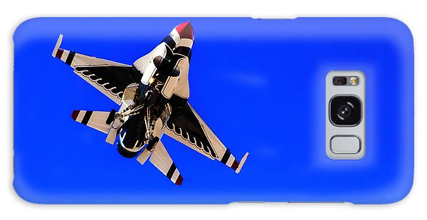 The Team Usaf Thunderbirds Galaxy Case