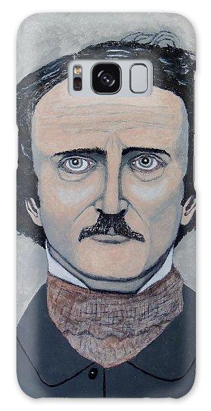 The Telltale Heart Of Edgar Allen Poe. Galaxy Case