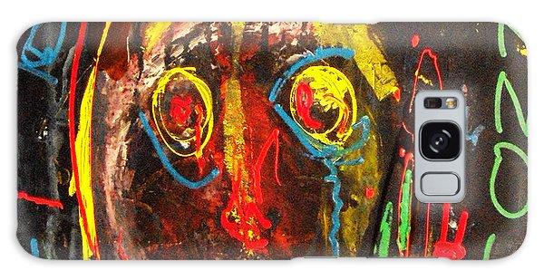 A Beauty Never Dies ........... Galaxy Case by Sir Josef - Social Critic -  Maha Art