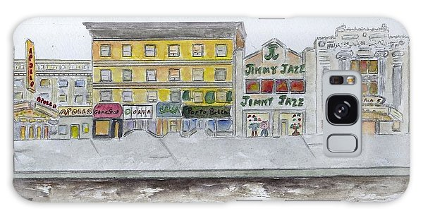 Theatre's Of Harlem's 125th Street Galaxy Case by AFineLyne