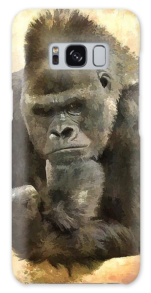 The Thinker Galaxy Case by Diane Alexander
