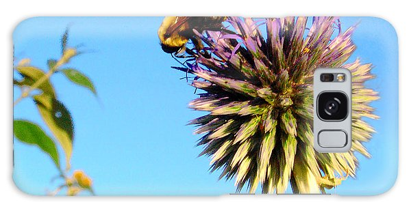 The Thistle And The Bee. Galaxy Case