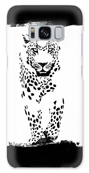 The Three Musketeers - Leopard Galaxy Case