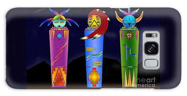 The Three Spirits Galaxy Case