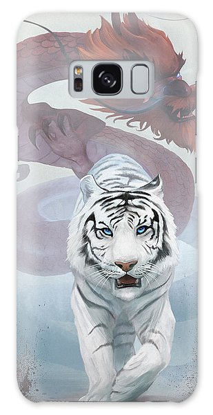 The Tiger And The Dragon Galaxy Case