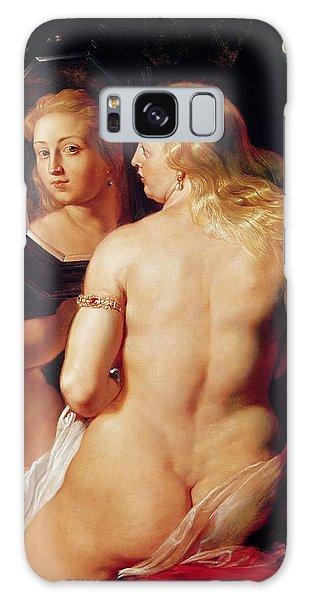 Venus Galaxy Case - The Toilet Of Venus by Peter Paul Rubens