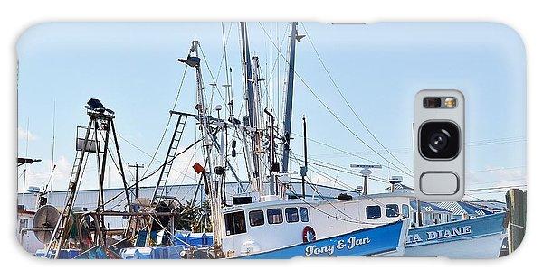 The Tony And Jan - West Ocean City Harbor Galaxy Case