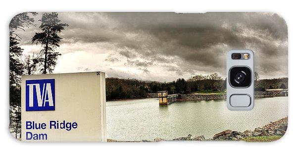 The Top Of Blue Ridge Dam Galaxy Case