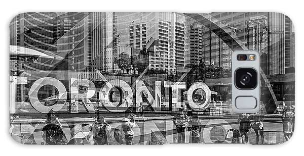 The Tourists - Toronto Galaxy Case