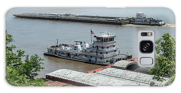 The Towboat Buckeye State Galaxy Case