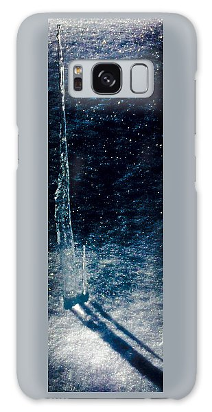 The Tower Of Ice Shadows Galaxy Case