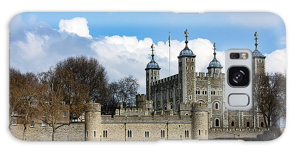 The Tower Of London Galaxy Case