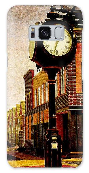 the Town Clock Galaxy Case