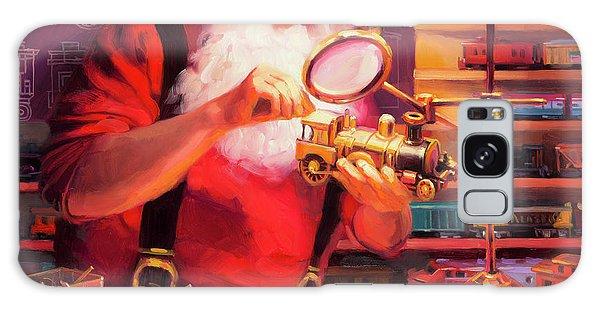 Santa Claus Galaxy Case - The Trainmaster by Steve Henderson