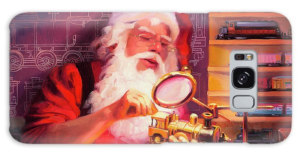 Elf Galaxy Case - The Trainmaster by Steve Henderson