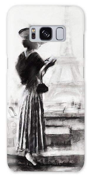 Fashion Galaxy Case - The Traveler by Steve Henderson