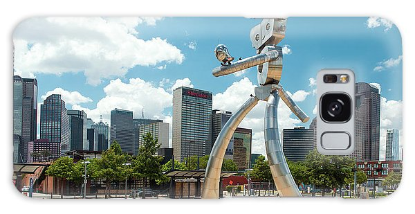 The Traveling Man Dallas 080618 Galaxy Case