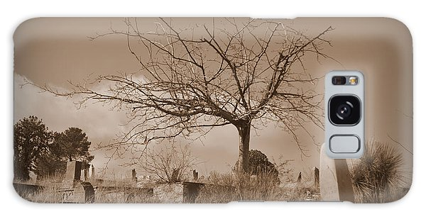 The Tree On Boot Hill  Galaxy Case