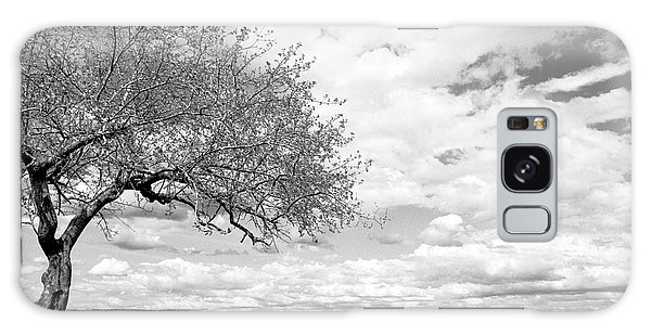 The Tree On The Hill Galaxy Case