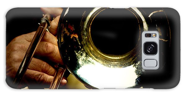 Trombone Galaxy S8 Case - The Trombone   by Steven Digman