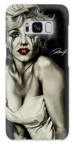 The True Marilyn Galaxy Case