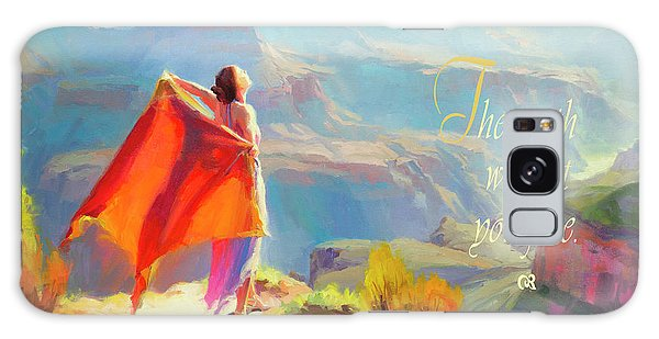Majestic Galaxy Case - The Truth Will Set You Free by Steve Henderson