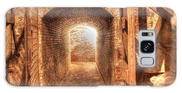 The Tunnel Galaxy Case by David Bishop
