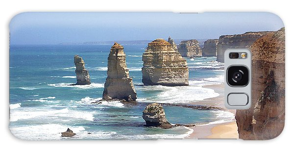 The Twelve Apostles Galaxy Case by Eena Bo