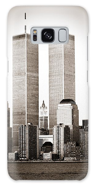 The Twin Towers Galaxy Case