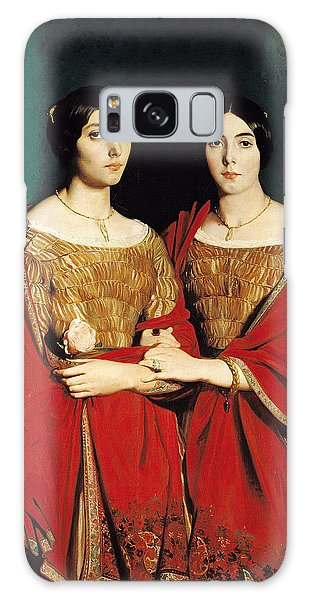 Adele Galaxy S8 Case - The Two Sisters by Theodore Chasseriau
