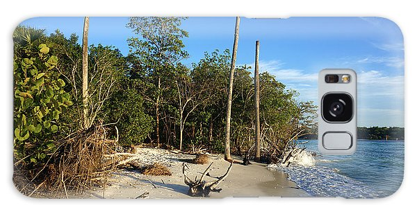 The Unspoiled Beauty Of Barefoot Beach In Naples - Landscape Galaxy Case