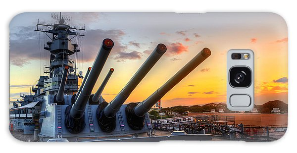 The Uss Missouri's Last Days Galaxy Case