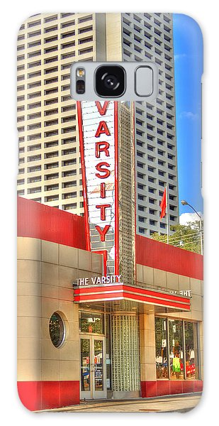 The Varsity Frontdoor Atlanta Georgia Landmark Art Galaxy Case