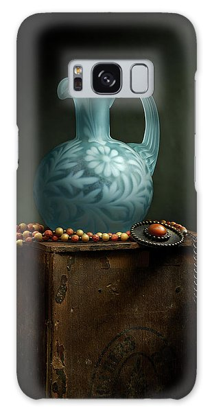 Galaxy Case featuring the photograph The Vase by Cindy Lark Hartman