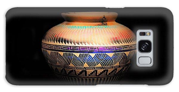 The Vase Of Joy Galaxy Case by Ray Shrewsberry