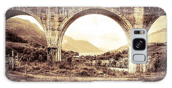 The Viaduct And The Loch Galaxy Case