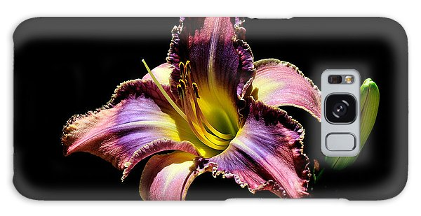 The Vibrant Lily Galaxy Case