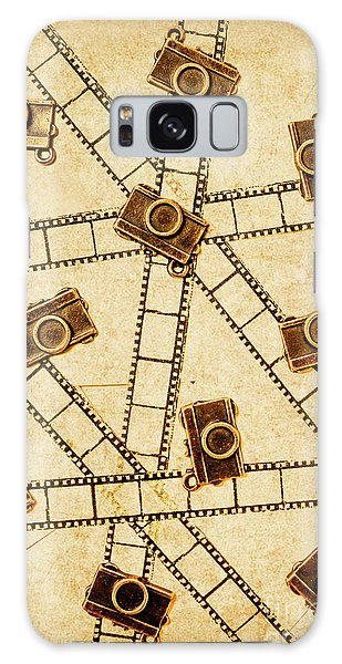 Vintage Camera Galaxy Case - The Vintage Photo Gallery by Jorgo Photography - Wall Art Gallery
