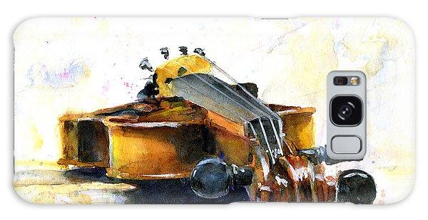 The Violin Galaxy Case