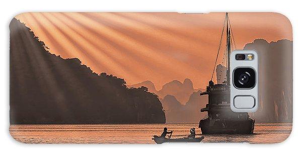 The Voyage Ha Long Bay Vietnam  Galaxy Case