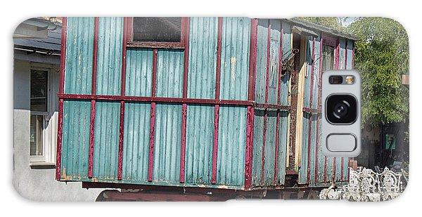 Caravan Galaxy Case - The Wagon by Martin Newman