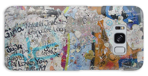 The Wall #10 Galaxy Case