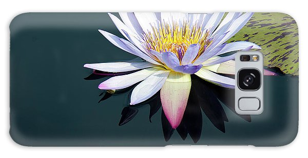 The Water Lily Galaxy Case